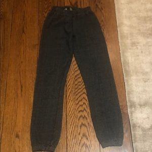 44bd07cef6eed2 Roots. Roots dark grey Sweatpants